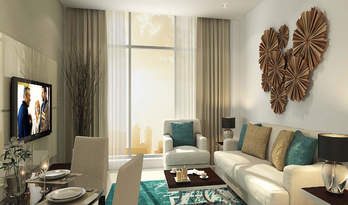 Apartments for sale in residence Bay's Edge in Business Bay, Dubai