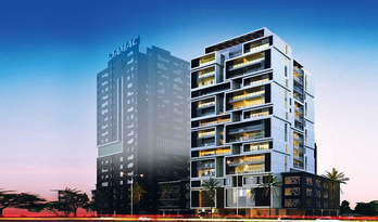 Apartments for sale in residence Capital Bay in Business Bay, Dubai