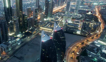 Apartments for sale near golf course in Dubai