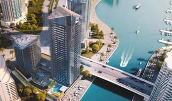 Квартиры на продажу в жилом комплексе Sparkle Towers, Дубай Марина