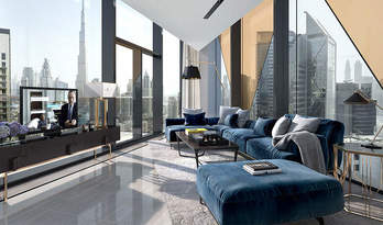 For sale, Dubai, Downtown Dubai, residence «Marquise Square», apartments, rooms: 1–4