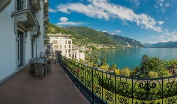 Montreux, apartment, rooms: 3, for sale