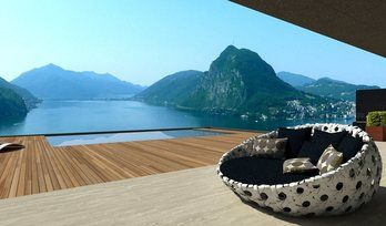2 Apartments, rooms: 4–6, for sale, Lugano