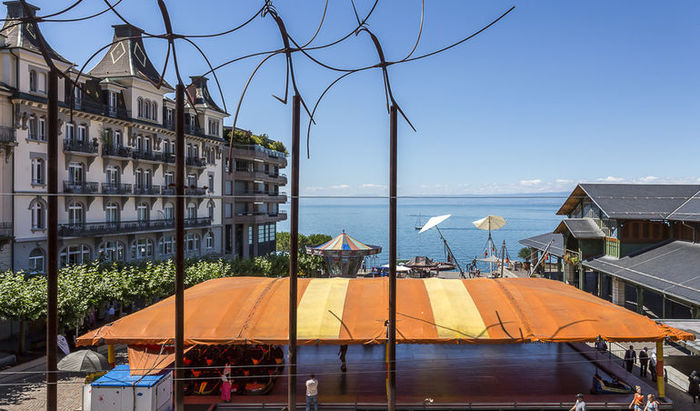 For sale, apartment, rooms: 3, Montreux - 1