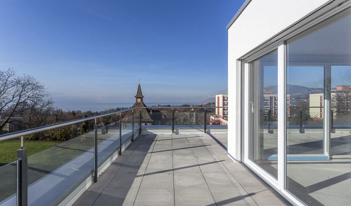 For sale, apartments, rooms: 3 and more, Montreux - 10