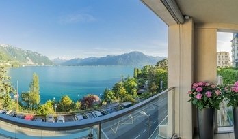Residential complex «Le National», for sale, Montreux, apartment, rooms: 3