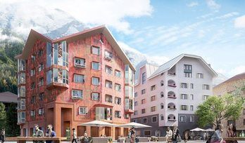 Andermatt, residence «Alpenrose», for sale, apartments, rooms: 2–4