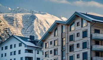 Flats, rooms: 2–3, Andermatt, residence «Gemse», for sale