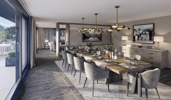 Flats, rooms: 2–5, hotel «Misani», for sale, Celerina/Schlarigna