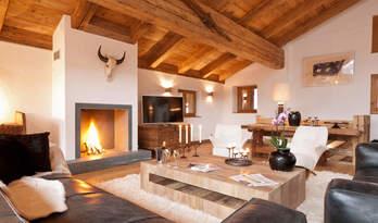 Шале на продажу в самом сердце горнолыжного курорта Вербье