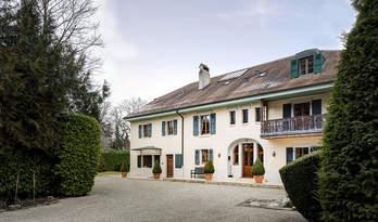 18-кімнатний будинок в центрі Женеви