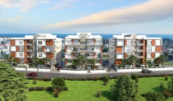 For sale, Paphos, apartments, rooms: 2–4
