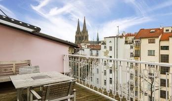 For sale, apartment, rooms: 4, Prague, Praha 2
