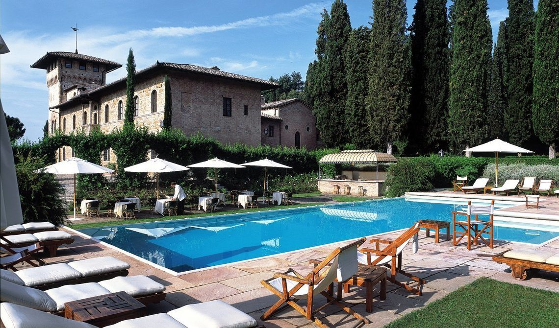 2 Hotel San Gimignano