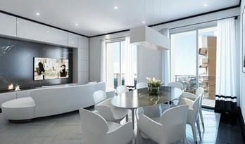 Квартира на продажу в резиденции «Palais Du Soleil» в городе Monaco