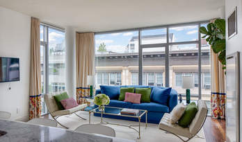 Apartment with terrace for sale in Manhattan, New York City